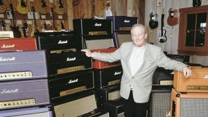 Jim Marshall Amps