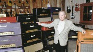 Jim Marshall Amps