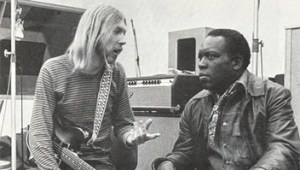 Two legends of Blues Rock