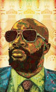 Soul Superstar Isaac Hayes
