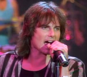 Jimi Jamison, vocalist for Survivor
