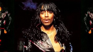 King of Funk Rick James