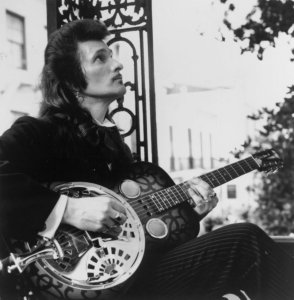 romantic punk rocker Willy Deville