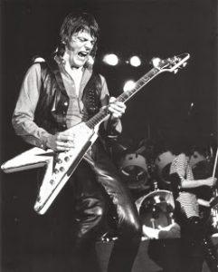 J.Geils, guitarist for the J.Geils Band