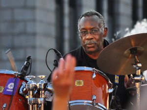 clyde stubblefield, drummer for james brown