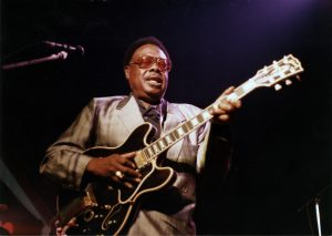 jimmie rogers - blues guitarist
