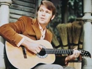glen campbell, country pop star