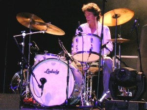 drummer for Spooky Tooth