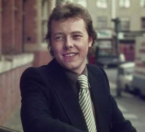 British pop star Peter Skellern