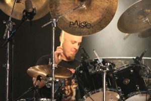 nic ritter, drummer for Warbringer