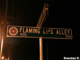 Flaming Lips Alley