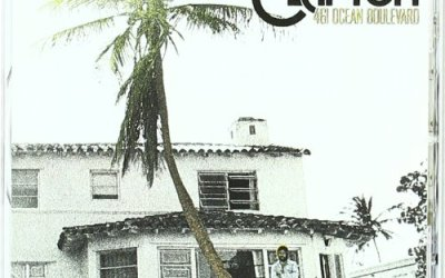 461 Ocean Blvd by Eric Clapton Album Cover Location