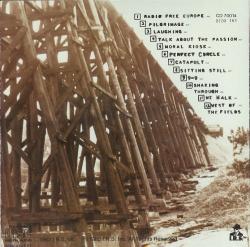 Murmur Back Cover by R.E.M.