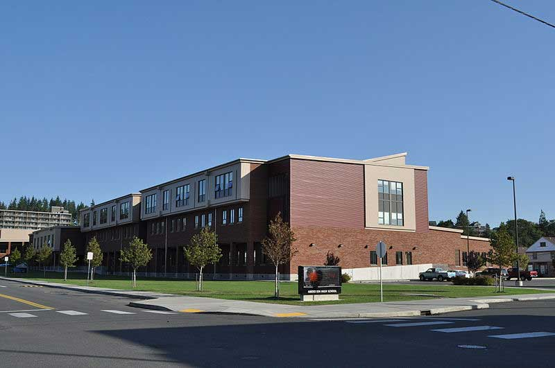 Aberdeen High Scool