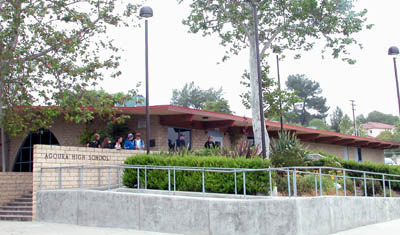 Agoura High School In Agoura Hills Alumni Include Members Of Linkin Park