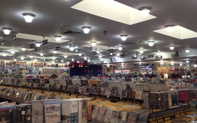 Amoeba Music – Haight Street, San Francisco