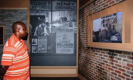 B.B. King Museum In Indianola Mississippi