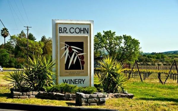 """B.R. Cohn Winery, Founded By The Manager Of """"The Doobie Brothers"""""""