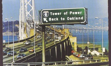 Back to Oakland by Tower of Power Album Cover Location
