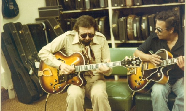 Barney Kessel's Music World