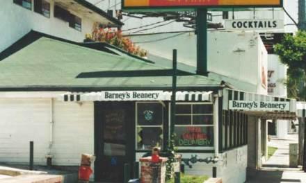 Barney's Beanery – Last Place Janis Joplin Partied