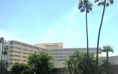 Beverly Hilton – Where Whitney Houston Died