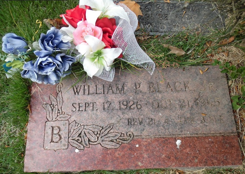 Bill Black Headstone
