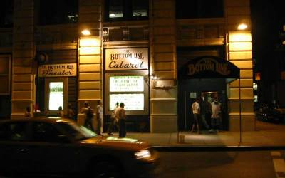 Former Location Of Music Club The Bottom Line In New York