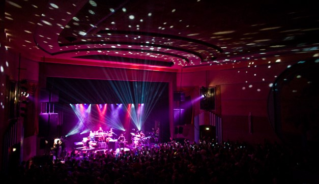 Boulder Theater – State-Of-The-Art Concert Hall