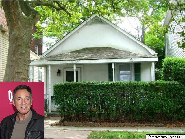 Bruce Springsteen's home