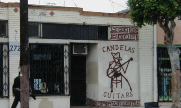 Candelas Guitars
