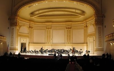 Carnegie Hall – Last Concert Performance Of R.E.M.