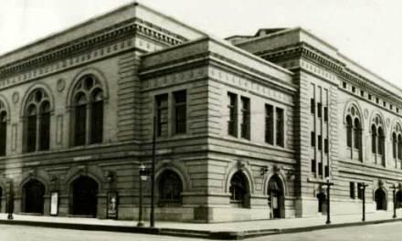 City Auditorium, Houston Texas – Where Johnny Ace Died