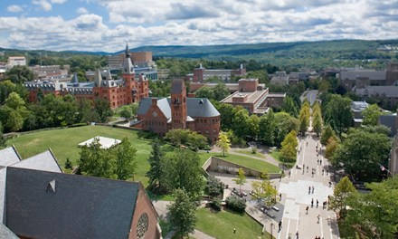 Cornell University In Ithaca Had Many Musical Alumni