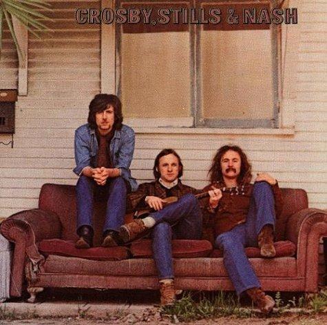 Crosby, Stills & Nash-- Crosby, Stills & Nash