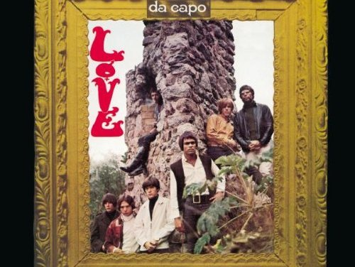 "Album Cover Location For Both ""Da Capo"" and ""Love"" By Love"