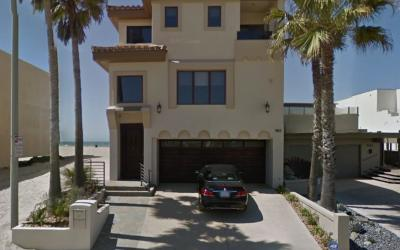 Dave Grohl's Oxnard California Residence