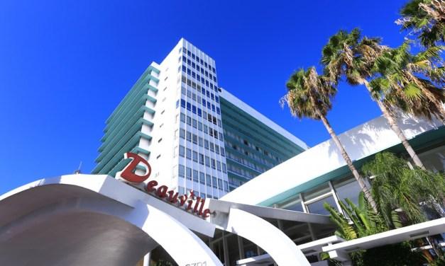 Deauville Beach Resort – The Beatles on the Ed Sullivan Show