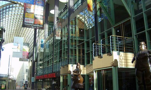 Denver Center For The Performing Arts – First Led Zeppelin U.S. Concert