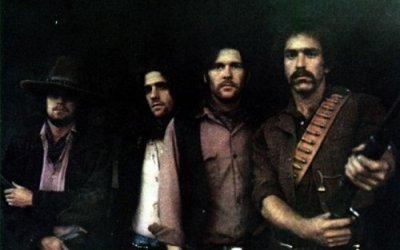 Desperado by The Eagles Album Cover Location