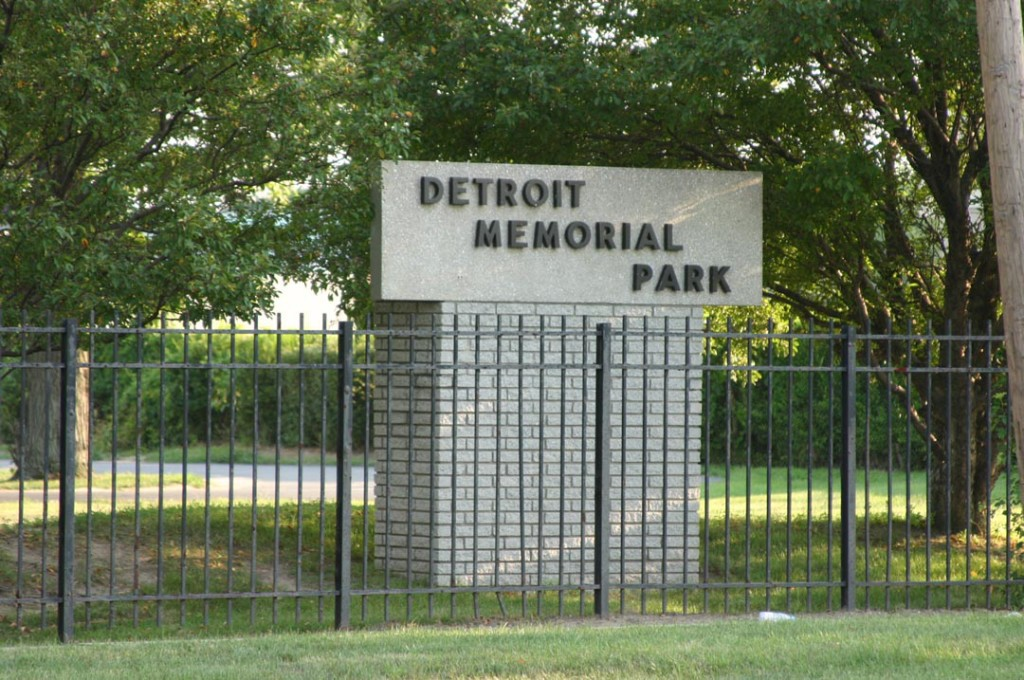 Detroit Memorial Park East