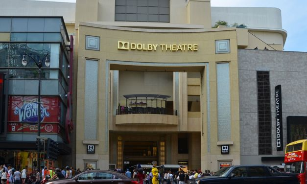 Dolby Theatre, Formerly Known As The Kodak Theatre