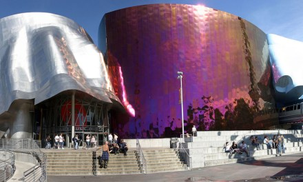 Experience Music Project   Science Fiction Museum In Seattle Washington