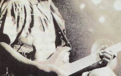 "Buried Here – Eddie Hazel, Founding Member Of ""Parliament/Funkadelic"""