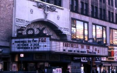 Fox Theater – Brooklyn Site Of The Who's U.S. Debut