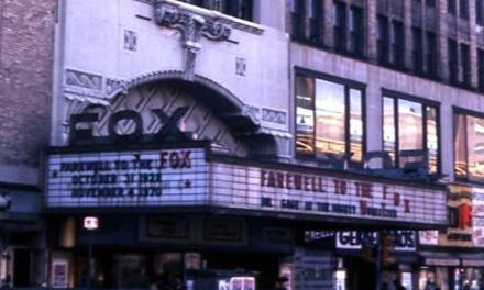 Fox Theatre – Brooklyn Site Of The Who's U.S. Debut