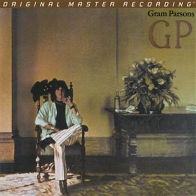 GP by Gram Parsons