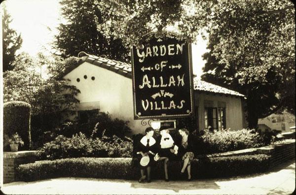 Garden of Allah