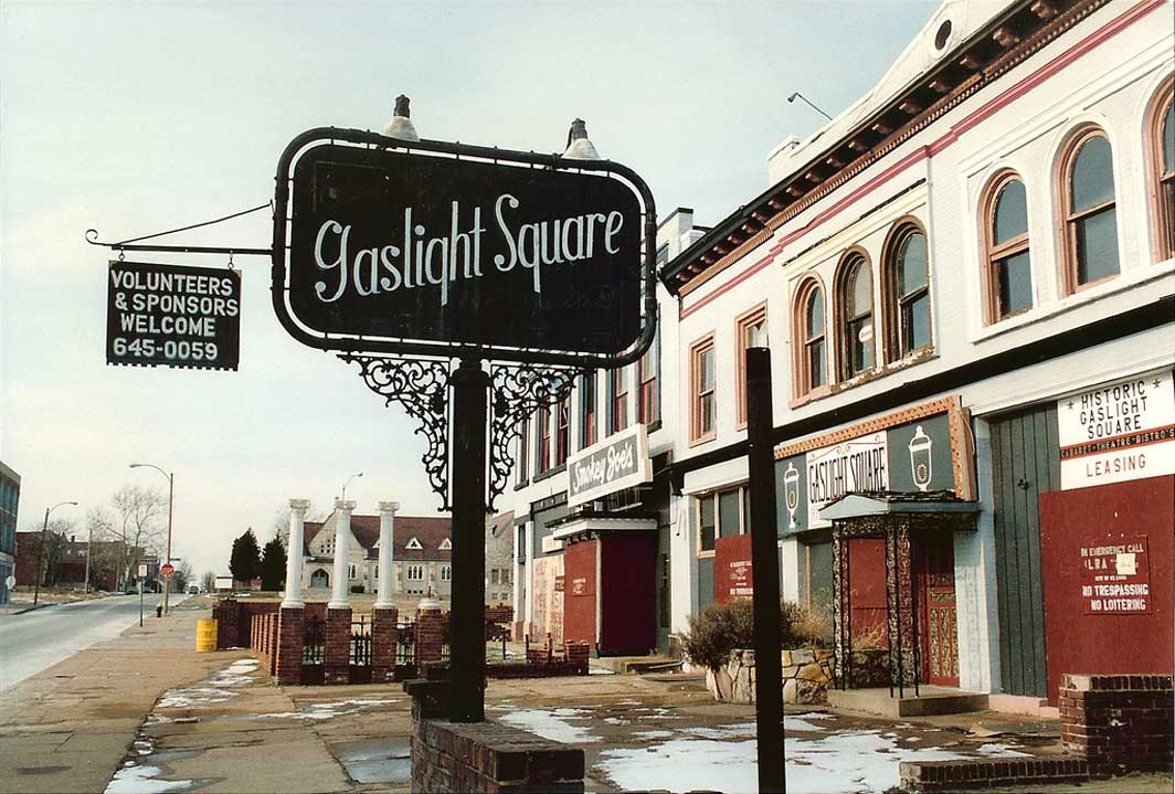 Gaslight Square Photo