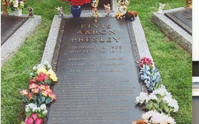 Graceland – Home, Death Site And Gravesite Of Elvis Presley